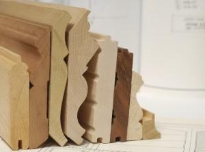 profili in legno